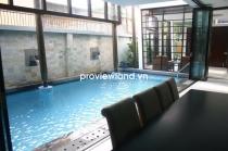 Cho thuê biệt thự thiết kế hiện đại gần căn hộ The Vista An Phú quận 2 300m2