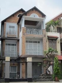 Bán biệt thự Hoa Mai 8×18 1 trệt 2 lầu có sân thượng