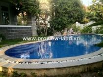 Villas thảo diền compound quận 2 cho thuê gồm 5PN - 6WC
