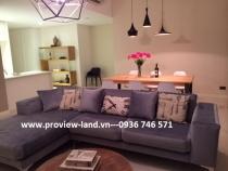 Cho thuê căn hộ Estella 158m2 ban công lớn