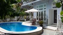 Cho thuê biệt thự DT 450m2 2 lầu 4 PN Thảo Điền khu Compound sân vườn hồ bơi