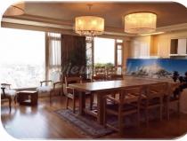 Căn hộ 4 PN penthouse Cantavil Hoàn Cầu cho thuê