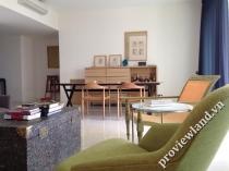 Căn hộ The Estella cho thuê 171m2 3 phòng ngủ view sân vườn và hồ bơi