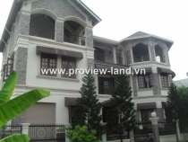 Cho thuê biệt thự Nguyễn Văn Hưởng với 4PN