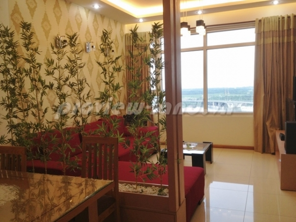 2 bedroom apartment for sale riverview in Saigon Pearl