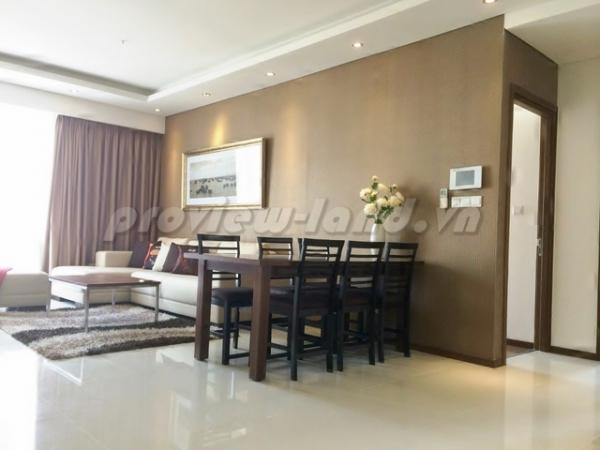 Căn hộ Thảo Điền Pearl 3 PN cho thuê tại nội thất cực đẹp