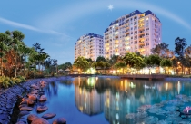 Căn hộ Cảnh Viên 120m2 khu Phú Mỹ Hưng bán giá hấp dẫn