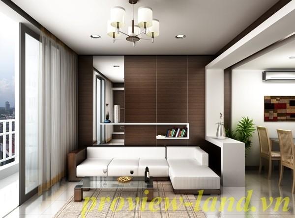 Cho thuê căn hộ An Phú Plaza Quận 3 tầng cao view đẹp