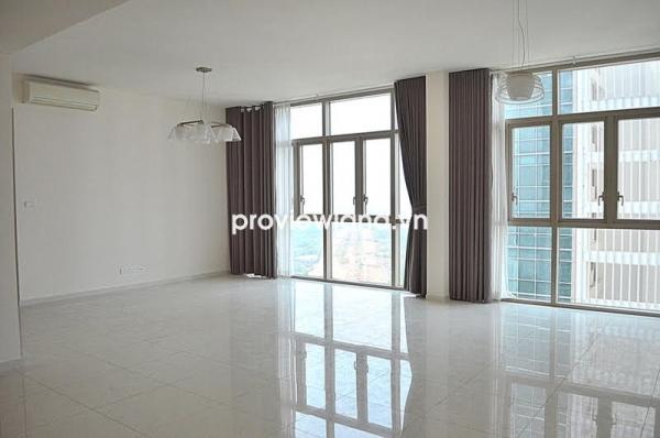 Cho thuê căn hộ 171m2 4PN The Vista An Phú tháp T3 tầng cao view đẹp có thể tự decor