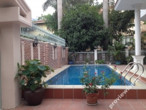 Villa for rent in Thao Dien 2 Compound District 2