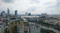 Cho thuê căn hộ quận 90m2 lầu cao 2 phòng ngủ 1 dự án Central Garden view Quận 1