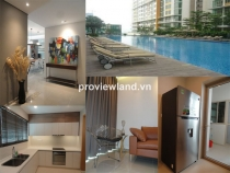 Cho thuê căn hộ The Vista An Phú – 142m2 – 3 PN – 3 PT – View sông