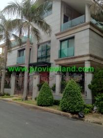 Bán Biệt thự Phú Gia Quận 7–450 m2