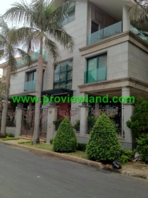 Phu Gia villa for sale District 7 - 369sqm