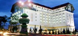 Bán khách sạn mặt tiền Lý Tự Trọng Quận 1, 12x18