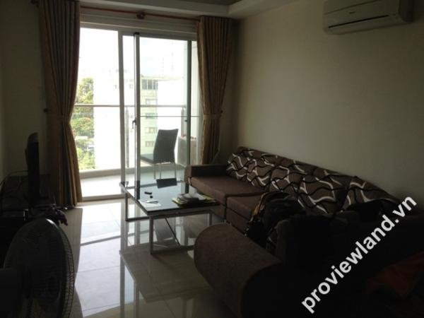 Cho thuê căn hộ Trương Định Tower 2 phòng ngủ