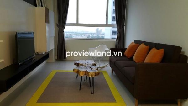 Cho thuê căn hộ Lexington lầu cao 73m2 - 2PN thiết kế phong cách Châu Á Quận 2