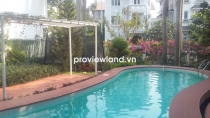 Villa for rent at Eden Compound 800sqm 4beds with garage pool and garden