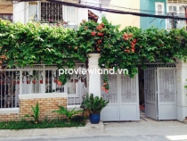 House in An Phu Area for rent 1 ground 2 floors suitable for office