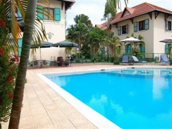 Saigon Village for rent in District 10 - Apartment , Villas