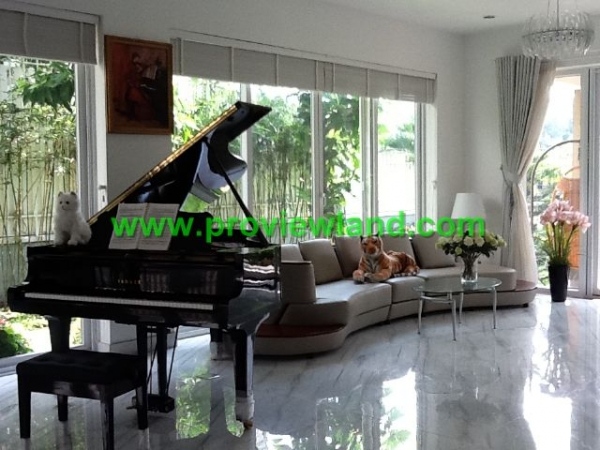 Villas Nam Phu for rent in District 7