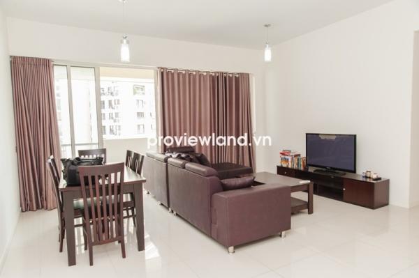 Bán căn hộ 104m2 2PN thiết kế rộng rãi thoáng mát The Estella giá tốt tầng thấp