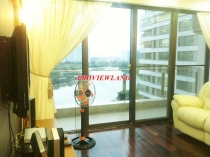 Penhouse for rent at Panorama District 7- nice view- full furnished