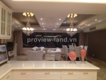 Saigon Pearl penthouse apartment for sale with 230sqm nice view