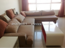 The Manor Apartment for rent HCM 2 bedrooms with view of Van Thanh Lake
