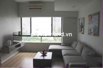 Cho thuê căn hộ tầng cao 60m2 1PN Parkland đầy đủ nội và tiện ích phong cách Tây Âu