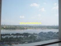 Căn hộ bán Saigon Pearl Ruby 85m2 view sông Saigon