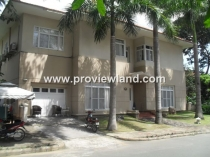 Phu Gia Villa for rent in  Phu My Hung, District 7