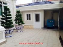 Cho thuê biệt thự, cho thuê biệt thự Nguyễn Văn Hưởng Quận 2 nhà đẹp giá tốt