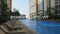 10th floor Vista apartment for rent in dsitrict 2