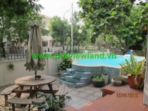 Sell ​​Phu Gia-PMH villa with private swimming pool District 7