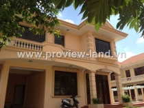 Villa Thao Dien for rent in Tu Quy compound, District 2