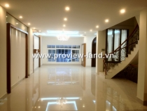 Villa Saigon Pearl for rent, including 4BRs