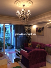 Selling Homylands apartment low floor 93sqm 2BRs has balcony catch sunlight fully furnished