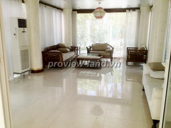 Bán Villa Thảo Điền Q2 biệt thự 7 phòng ngủ 1000m2