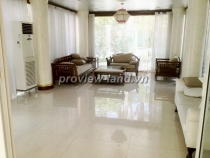Villa for sale in Thao Dien area , 1000m2, 7 bedrooms