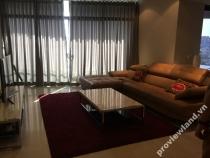 Cho thuê căn hộ cao cấp City Garden 2 phòng ngủ view hồ bơi