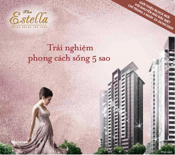 Chính sách bán căn hộ The Estella Quận 2