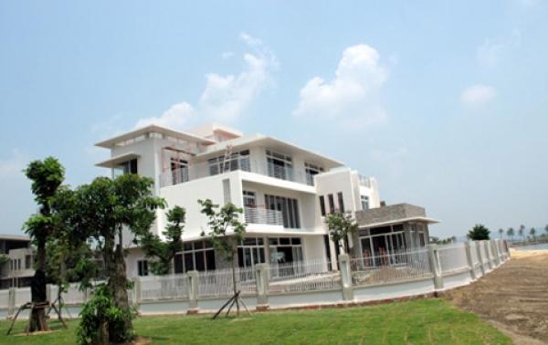 Bán Villa Quận 3 đường Nguyễn Thị Diệu 7,5x33m