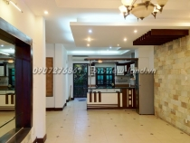 house for rent in Lan Anh Villas compound District 2 hcm city