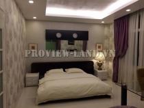Biệt thự 7x18 m2 khu cảnh đồi Phú Mỹ Hưng quận 7