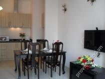 Cho thuê căn hộ dịch vụ Saigon Mansion 1 phòng ngủ
