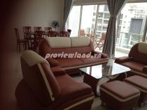 Cho thuê căn hộ Penthouse Estella Quận 2 nội thất hiện đại