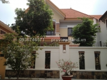 Fideco villa for sale in Thao Dien Ward, 15x27m, high-end Villa in District 2