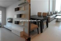 Cho thuê căn hộ Tropic Garden tháp A lầu cao 65m2 2PN có ban công view sông Sài Gòn