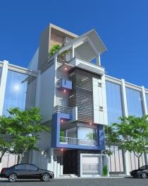 Cho thuê nhà quận 10 giá rẻ 5 PN có nội thất